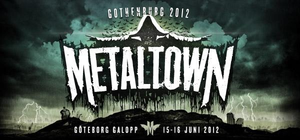 Metaltown 2012 Lineup Announced & Tickets Info